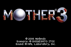 Mother3 title